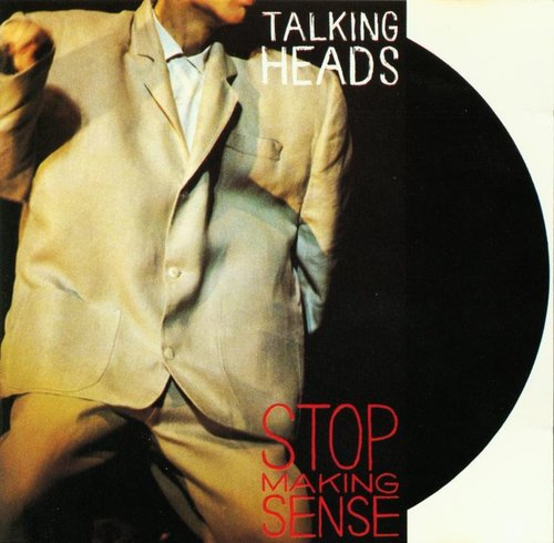 Vinyl Pairing: Talking Heads – Stop Making Sense (1984) - The record from arguably the greatest concert film of all-time, directed by Jonathan Demme. Starts with David Byrne playing a solo acoustic rendition of Psycho Killer along with a boombox. Song by song the rest of the band joins him, cranks out the hits, and burn down the house! Fun party LP!Further Listening: Remain in Light (1980); Brian Eno + David Byrne - My Life in the Bush of Ghosts (1981)