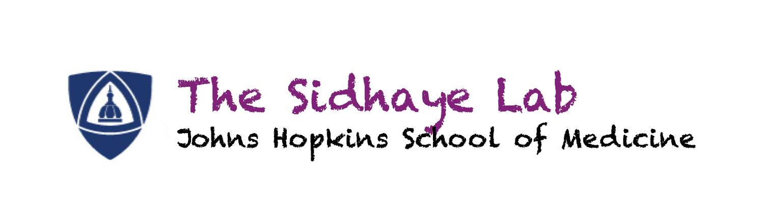 The Sidhaye Lab