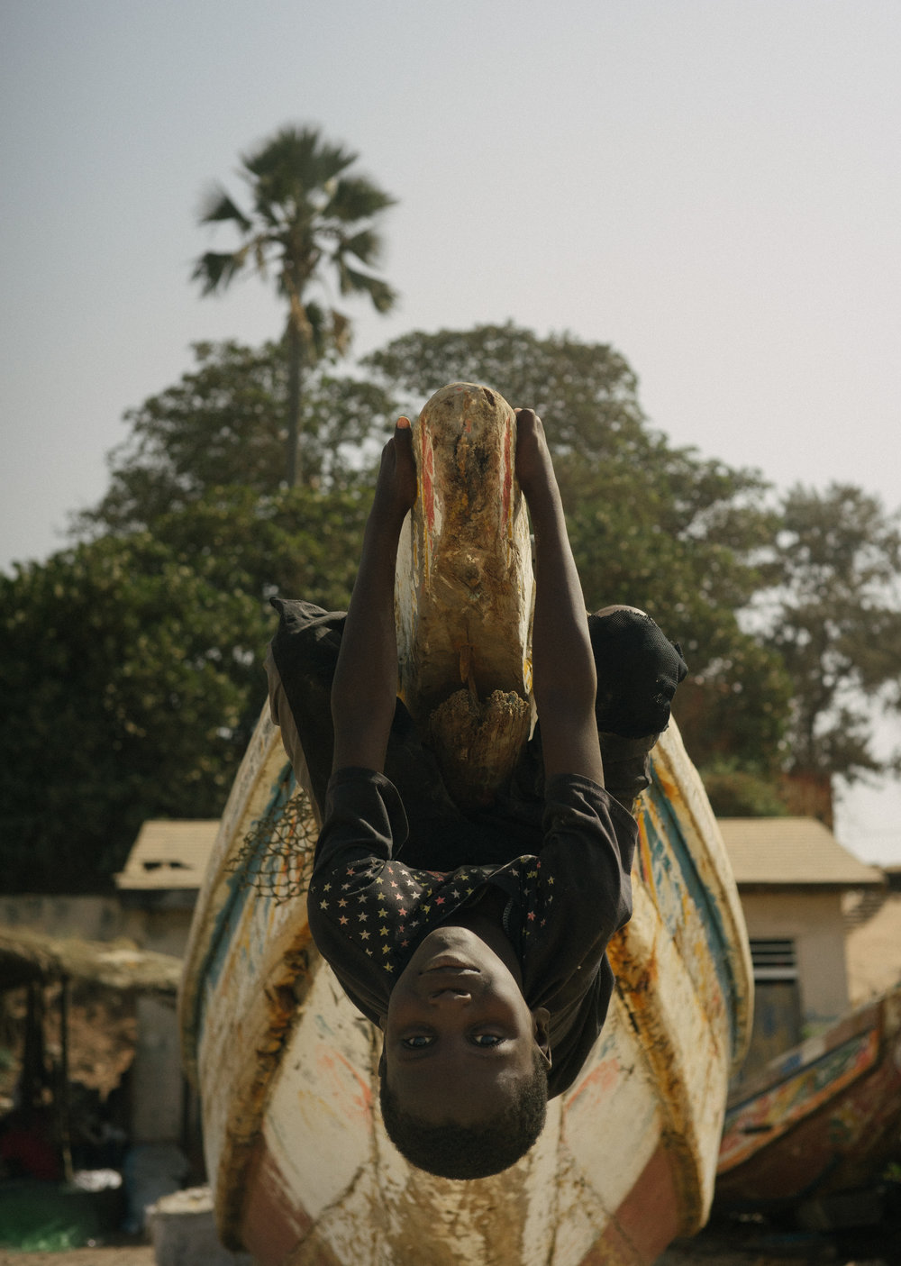 Gambia, 2018
