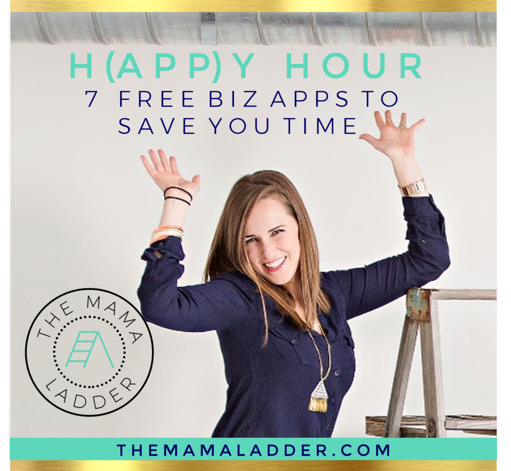 free business apps that save you time