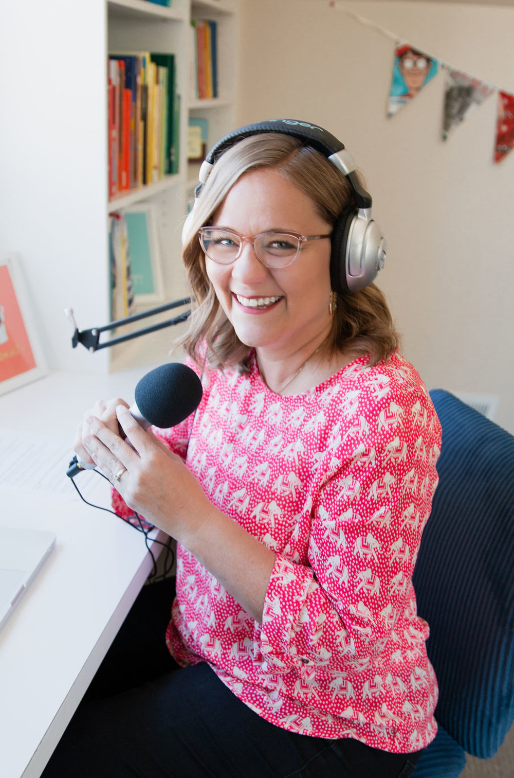 Rachel Nielson 3 in 30 Podcast The Mama Ladder Business Coaching Client