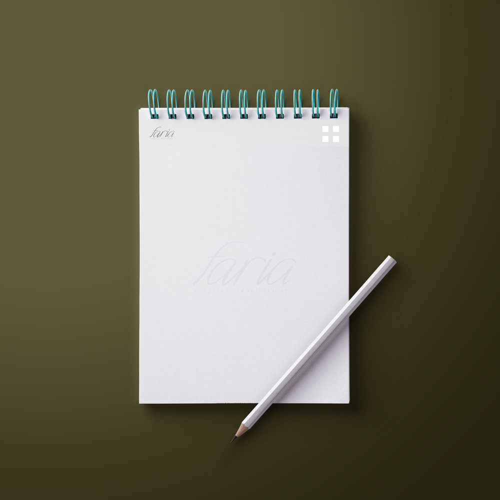 Notepad concept art. (Mockup by  Pixeden .)