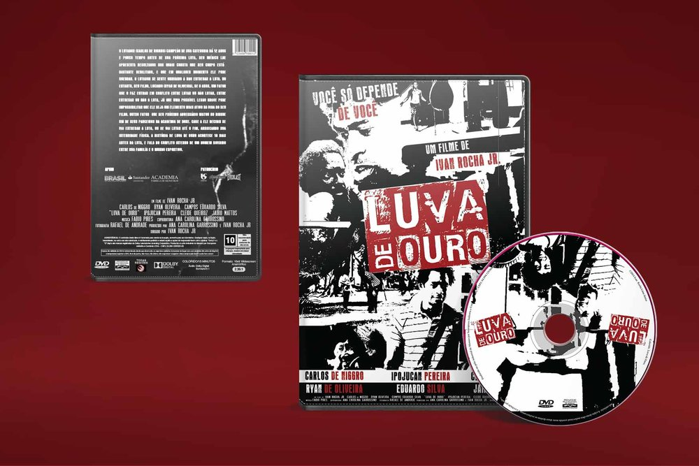DVD suggestion. (Mockup by  PSD Graphics .