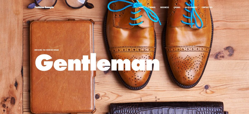 Stylish fashion website featuring online catalogs, video lookbooks for featured products, integrated Instagram recipes for instant social media promotion, and high security shopping cart. Easy social media integration for optimal sharing of pictures and videos.