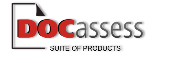 DOCassess Suite of Products