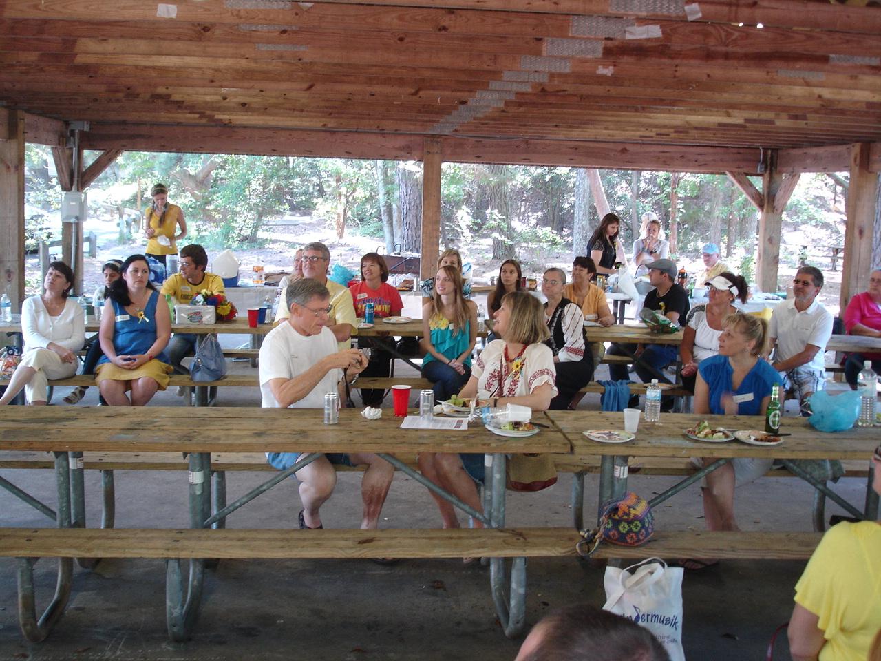 TUCA picnic