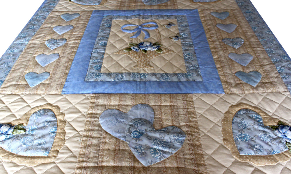 Heart applique template applique template heart off the wall quilt