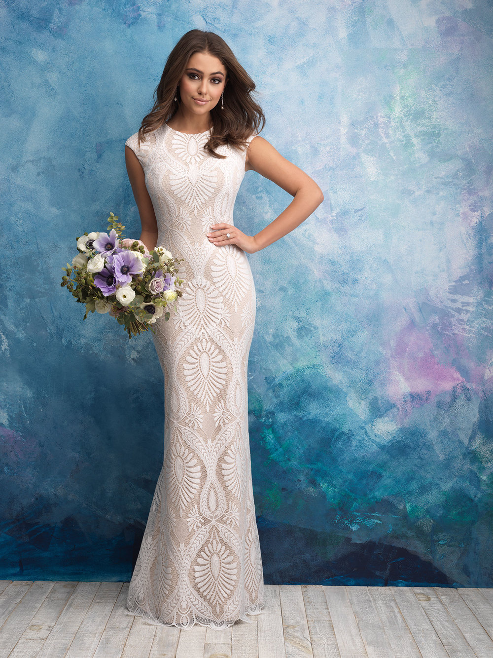 Allure Bridals - Modest