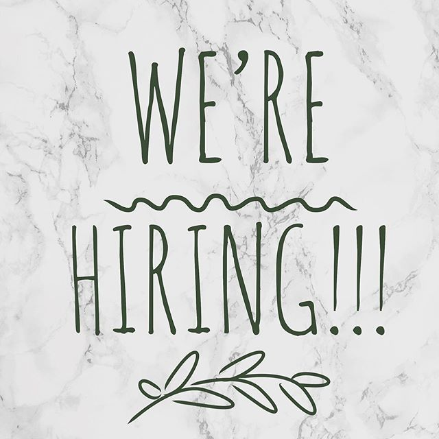 You saw that right! We are looking to add a member to our awesome prom department! This job is tons of fun, and we can't wait to find the perfect fit! If you'd like to be considered, please bring by a resume and cover letter, and be ready for an on the spot interview! See you soon! #jobsearch #spokanejobs