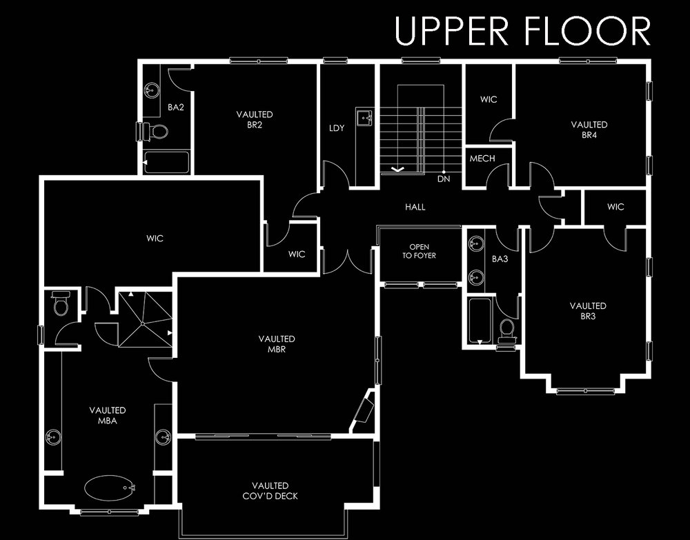 99 - 10042 NE 13th st - Lot 2 - Upper Floor.jpg