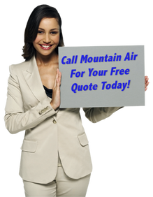 Contact Mountain Air Furnace Cleaning