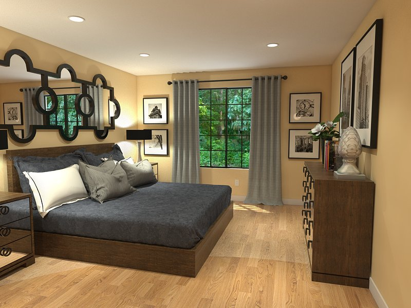 Santa Ana Condo - Bedroom.jpg