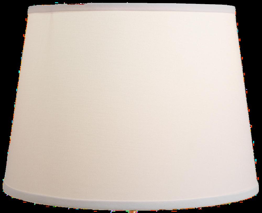 White Lamp Shade - $14.99
