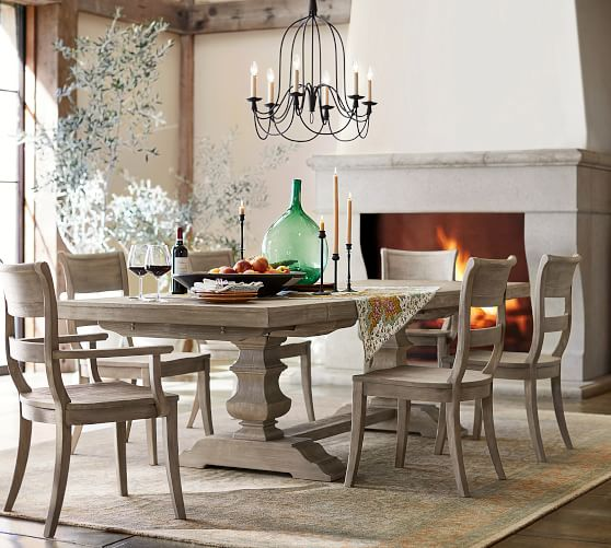 Dining Room by  Pottery Barn