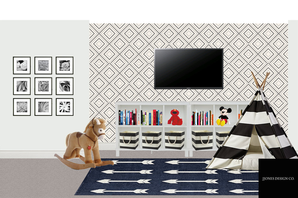 Playroom E-Design