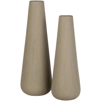 Chanelle Indoor Outdoor Vase Set Taupe copy.png