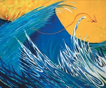Artwork:  Firebird  by Dr. Seuss