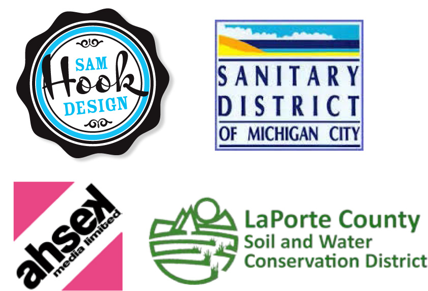 Sam Hook Design Sanitary District of Michigan City Ahsek Media Limited LaPorte County Soil & Water Conservation District