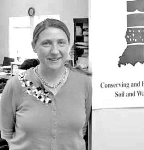 Nicole Messacar, Education Coordinator LaPorte County SWCD (219) 326-6806  nmessacar@laportecounty.org