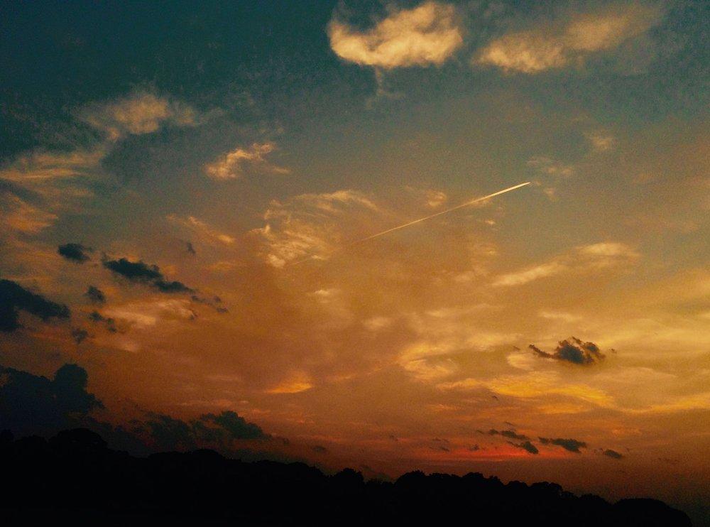 A Setauket sunset
