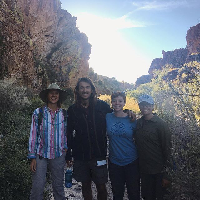We had a great time leading a seed collection workshop  at the Red Canyon Preserve with @quiviracoalition - thanks for having us! . Featuring members the @applied_ecology National Parks Service crew, Las Cruces Crew, and the BLM's seed collection crew. . . . . . #ecology #appliedecology #appliedecologicalservices #seedcollecting #seedcollector #redcanyon #conservation #newmexico