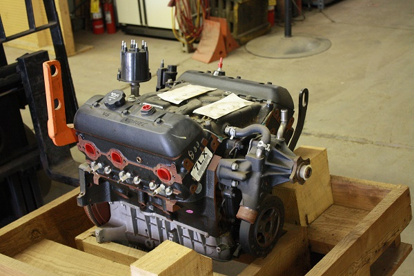 GMC Vortec 6 Cylinder New Stll in Crate | Quantity: 1 | $2500
