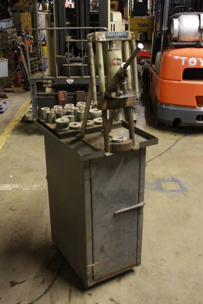Hydraulic Mechanical Hose Press | $350