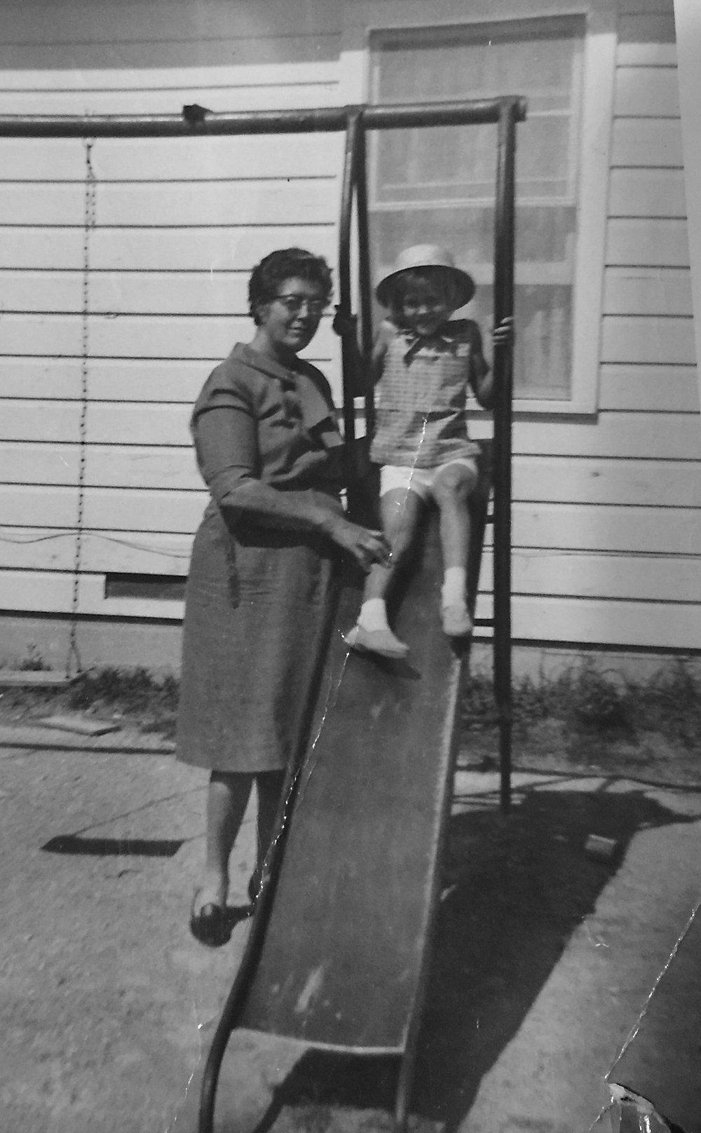 Aunt Zelma & Me