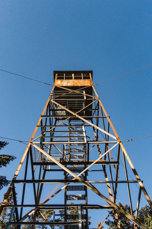 Glastonbury Firetower