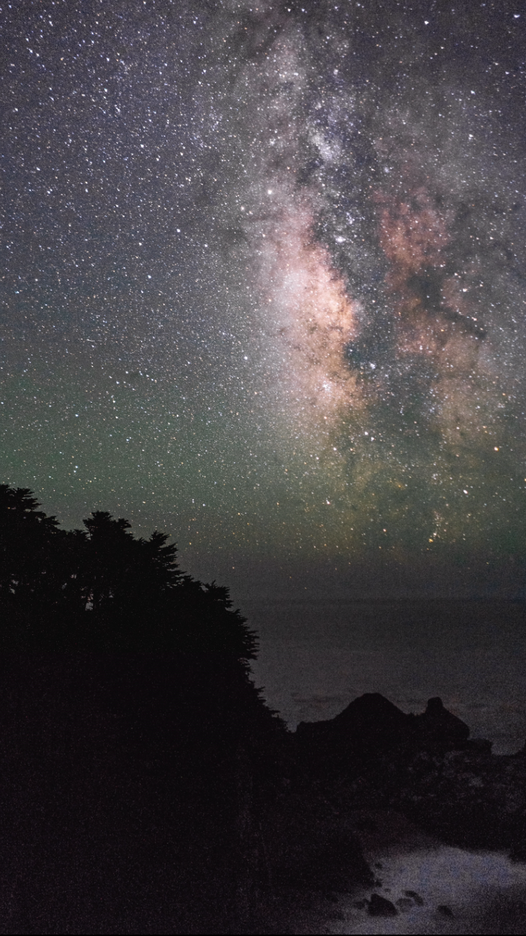 Big Sur x Milky Way
