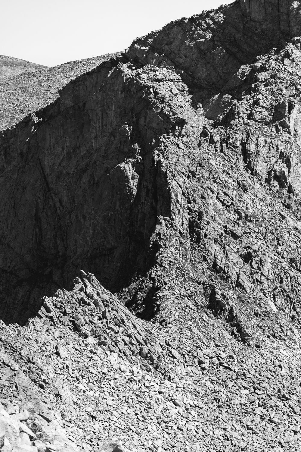 Sawtooth from Bierstadt