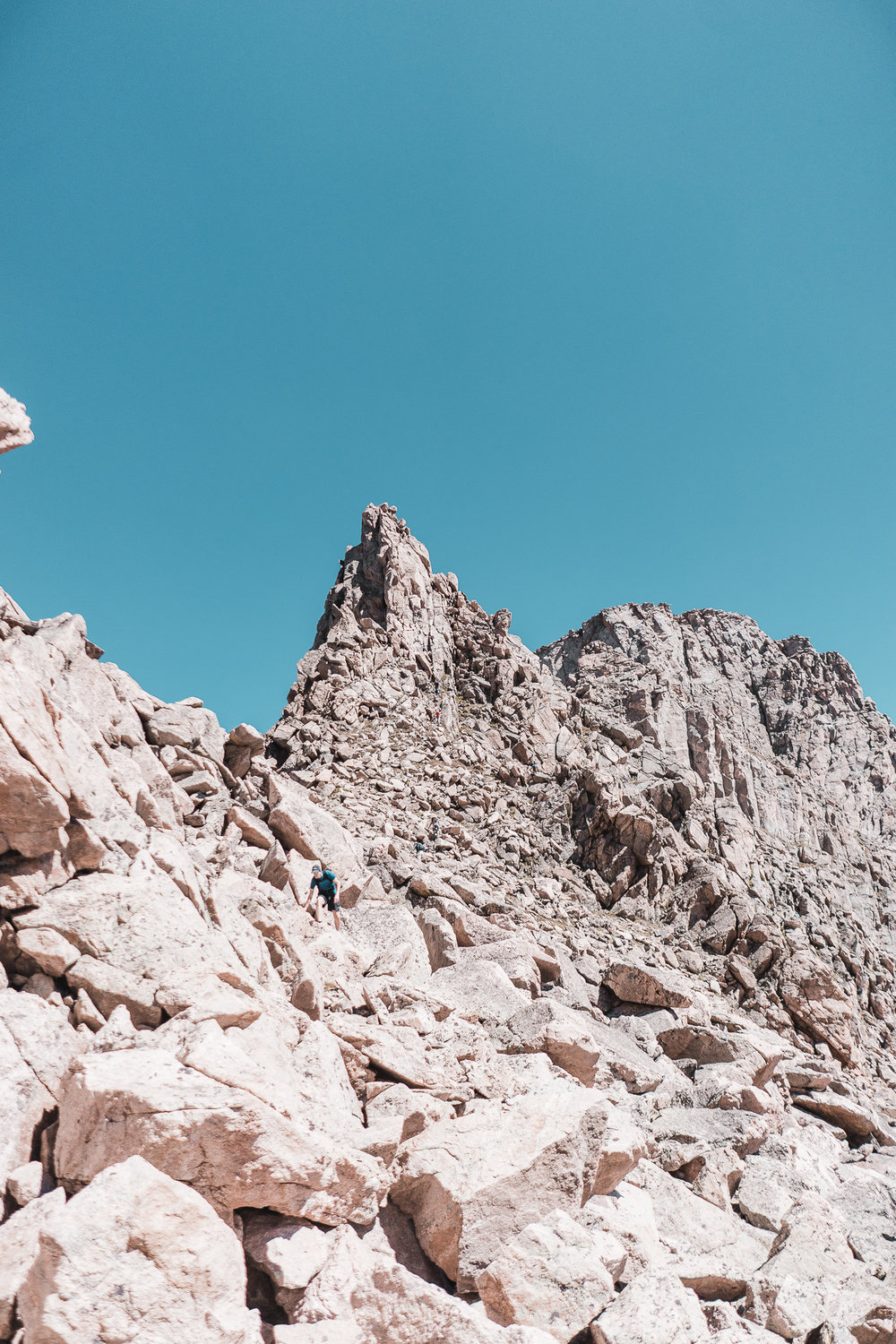 Third and Final Outcropping