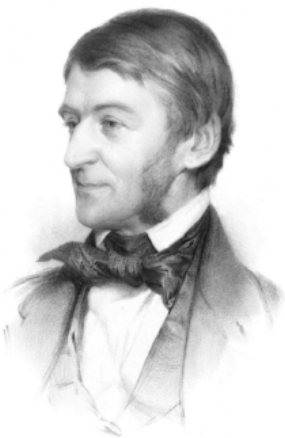Ralph Waldo Emerson at Age 75