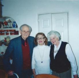 Norman, Norma & Cousin Mitzi (c.2008)