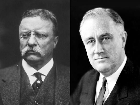 The Cousins Roosevelt