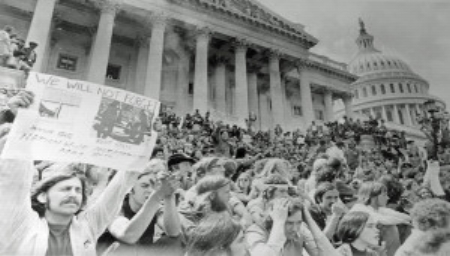 May 9: 1970: The March on Washington