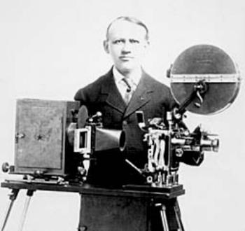 Carl Laemmle ((1867-1939) in 1910