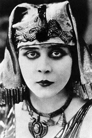 Theda Bara (Theodosia Goodman)