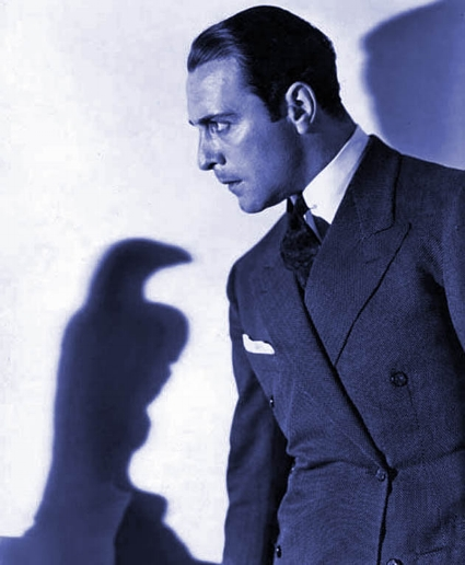 """Ricardo Cortez"" as the first Sam Spade"