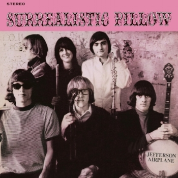 Surrealistic Pillow (1967) - Marty Holding Flute at Top Left