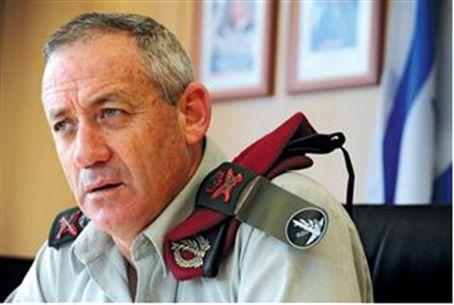 Gen. Benny Ganz