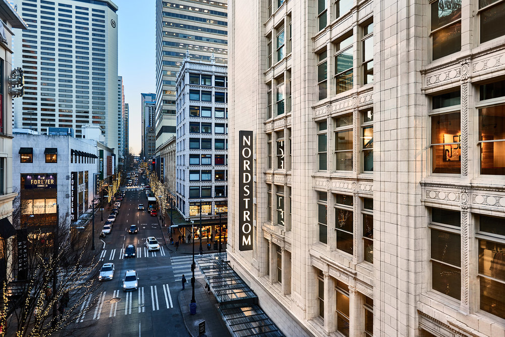 Nordstrom - Downtown Seattle