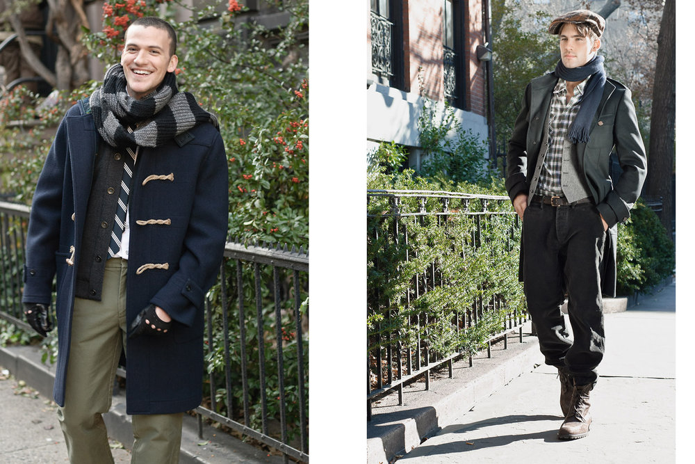 New York Times Fashion Editorial
