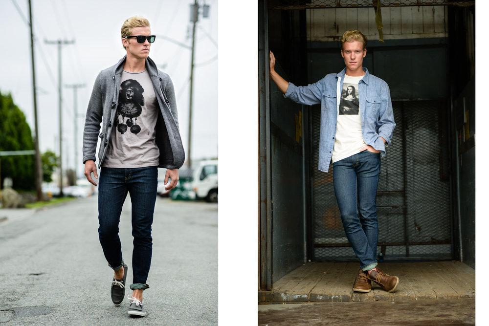 Lockerz Men's Fashion Editorial