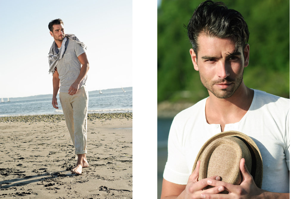 Independent Men's Fashion Editorial