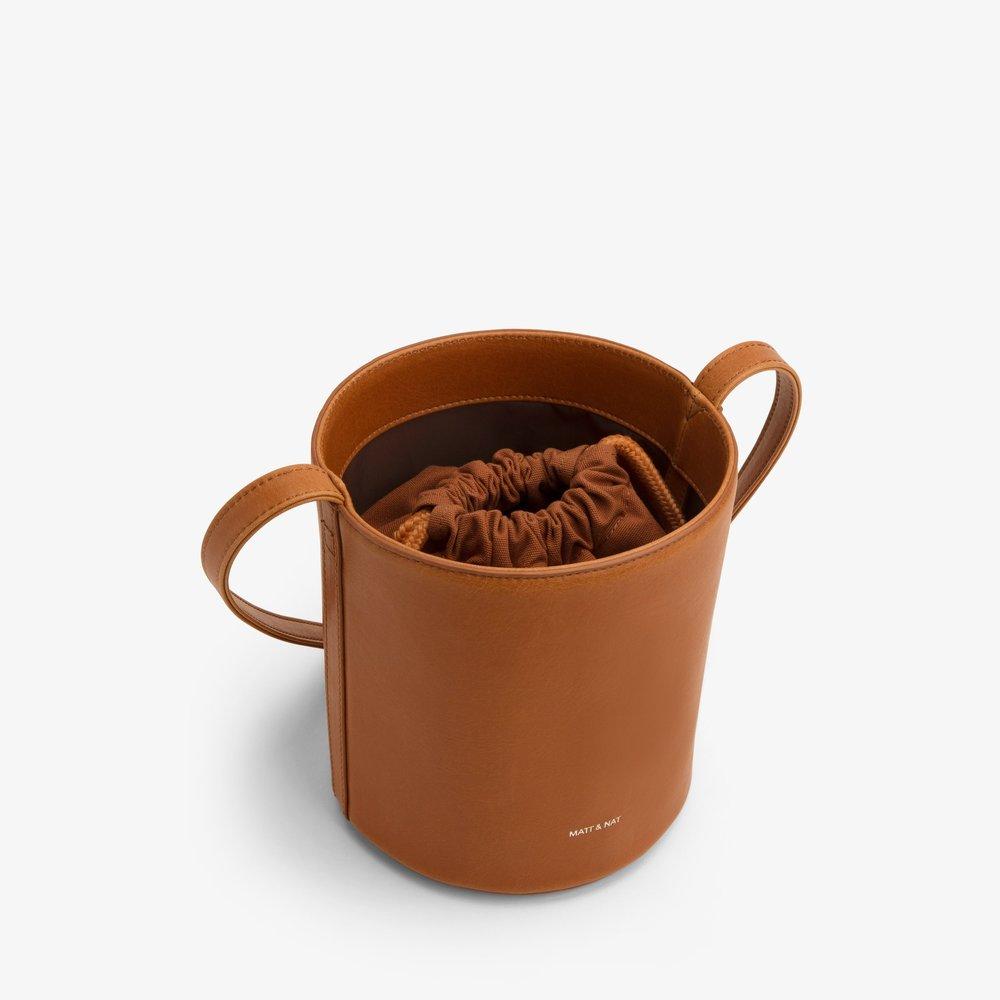 vegan bag matt and nat bini bucket bag