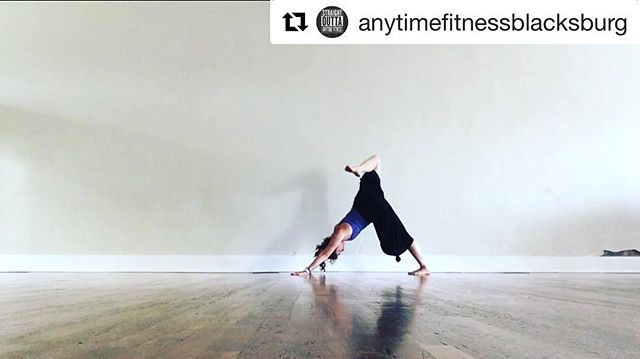 See you soon! #Repost @anytimefitnessblacksburg with @get_repost ・・・ Yoga is still on tonight at 6pm! Come practice your zen. #yogi #yoga #anytimefitness #thisishome #blacksburg