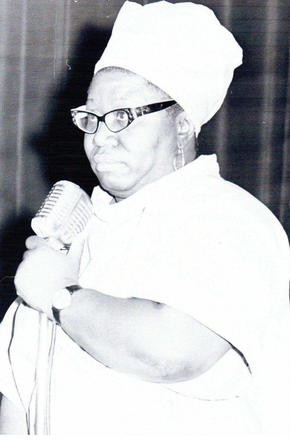 Mae Mallory