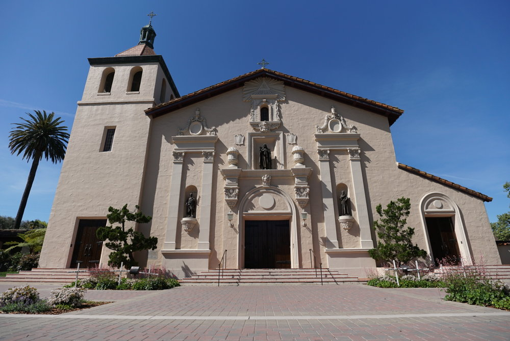 Santa Clara University   -    Mission Santa Clara de Asis    - [HVAC Upgrades]