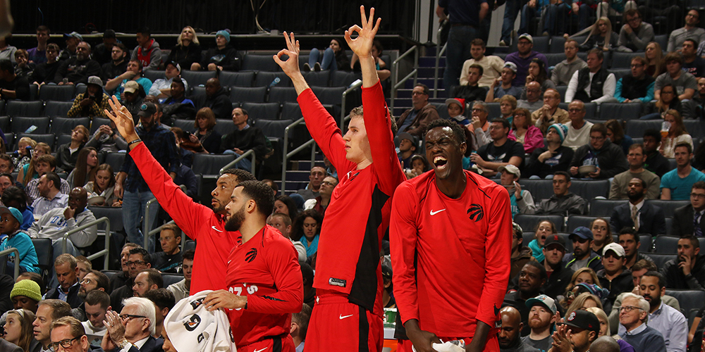 86e83eac3e979 Raptors Young Core is Already One of the NBA s Best — The Post Up